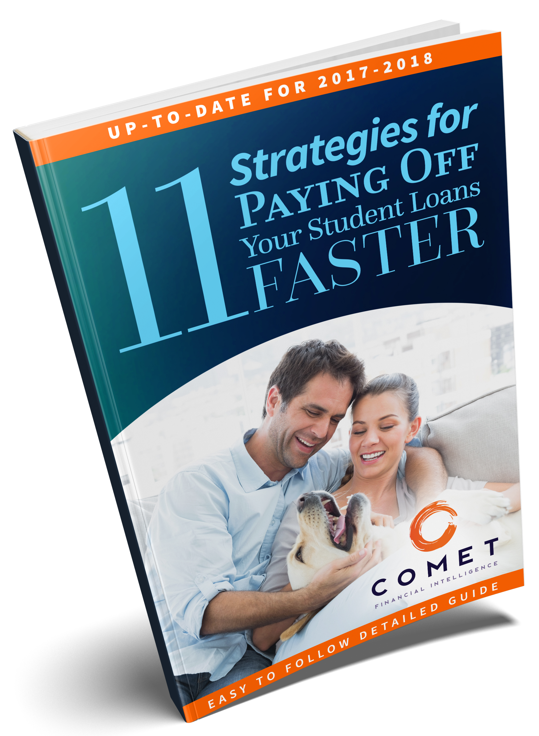 Comet - 11 Strategies for Paying Off Your Student Loans Faster