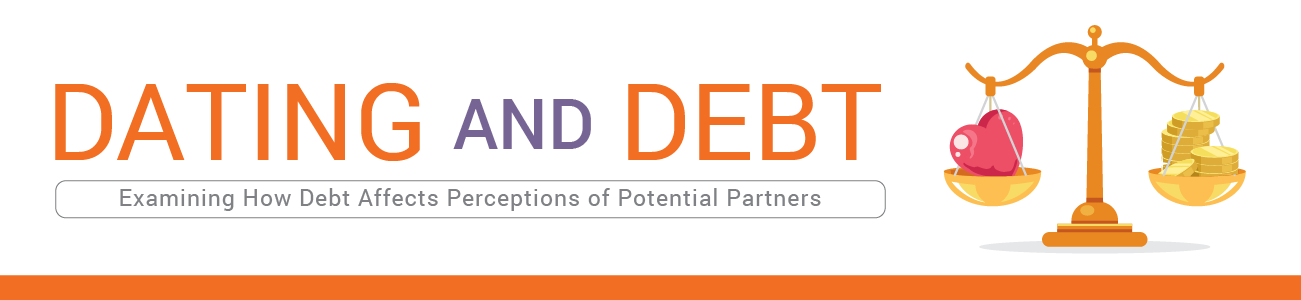Examining how debt affects perceptions of potential partners