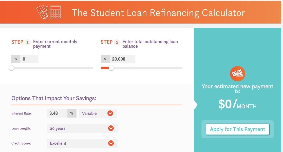 RefinancingCalculator
